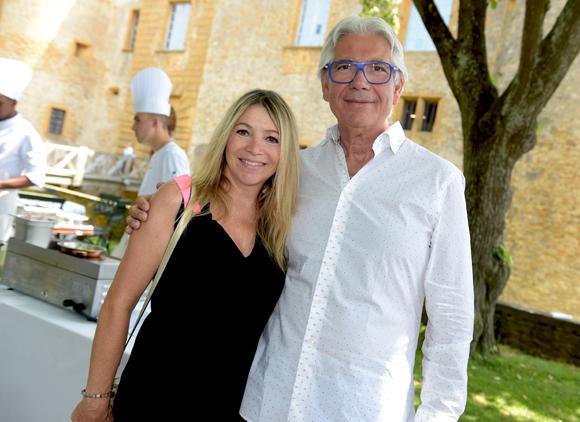 7. Antoine Ingrassia et son épouse Muriel (Restaurant Toane)