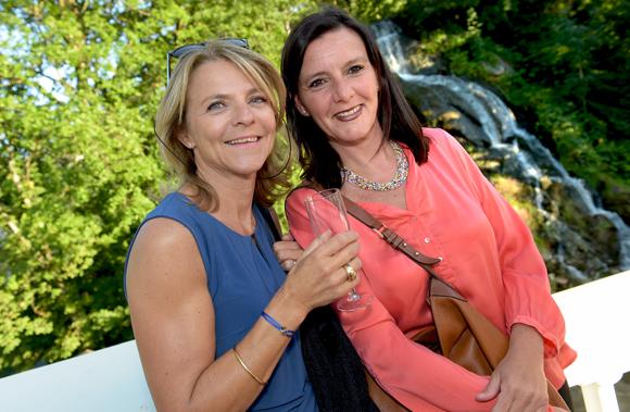9. Cathy Vernet et Sandrine Canizarez, Région Rhône-Alpes