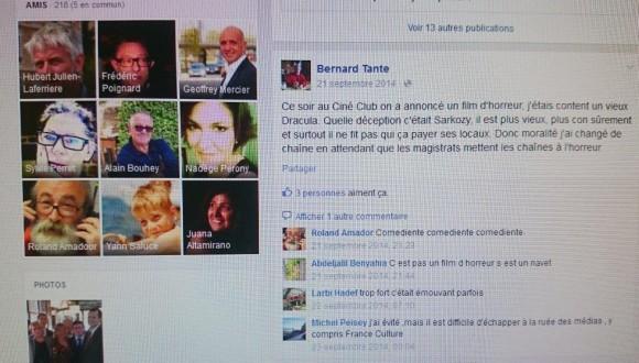Bernard Tante