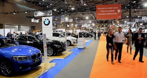 Salon de l'Automobile Lyon 2015. Avant-première VIP