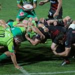 LOU Rugby – Montauban. Le rouleau compresseur lyonnais
