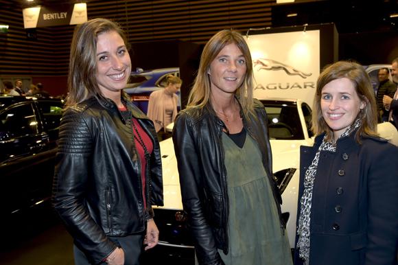 12. Valérie et Axelle (Lyon People), Axelle Appolonio (Jaguar)