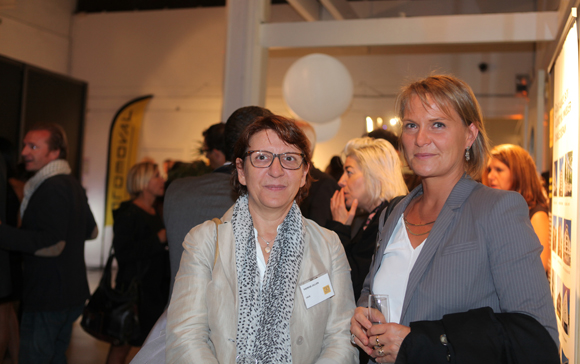 16. Thérèse Jullien et Fabienne Ducrozet (Crédit Agricole Centre Est)