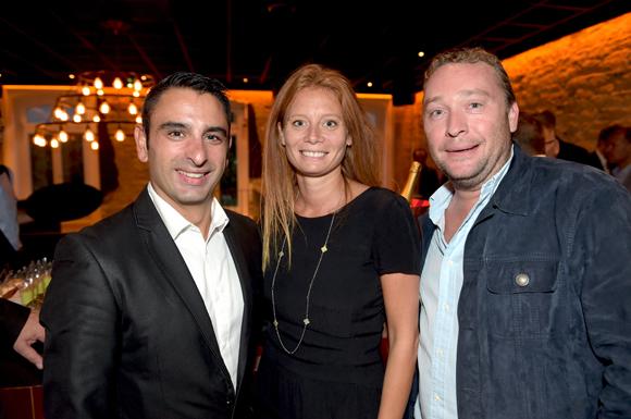 21. Eric Macri (La Maison), Aurélie Fioc (SLAM) et Benoit Toussaint (Paul'O)