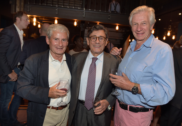 25. Jean-Pierre Dini, Fernand Galula (Immogal) et Claude Polidori (Maison Victoire)