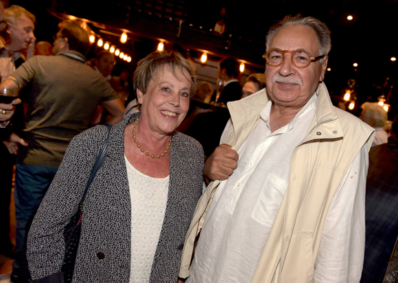 31. Carole Dufour (Idées en Tête) et l'architecte Albert Constantin