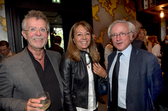 3. Maitres Jean Martinon, Corinne Menichelli-Glories (BDMV Avocats) et Bruno Sapin