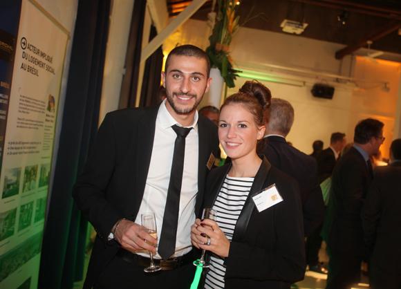 33. Adrien Lo Monaco (Promoval) et Elodie Rey (Modelys)