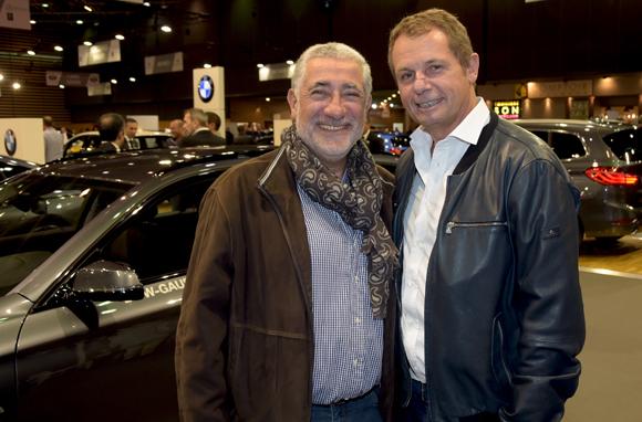 33. Richard Sansavini (Arrivetz) et Pascal Cot (Cot Contemporain)