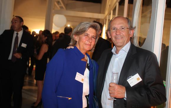 37. Aude Barlatier (SP2E) et Philippe Mazet (Groupe Mercure)