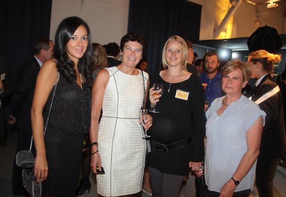 38. Ligia Mansart (Promoval), Maïté Daguet et Catherine Leduc (Promoval)