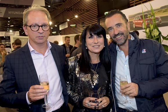 40. Eric Bonnac (Warning), Catherine Delorme et Philippe Faugier (Dressing)