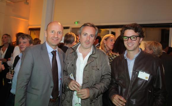 42. Gille Jaubert (Banque Populaire), Florian Sermet et Geoffrey Peyrot  (Adjectif)