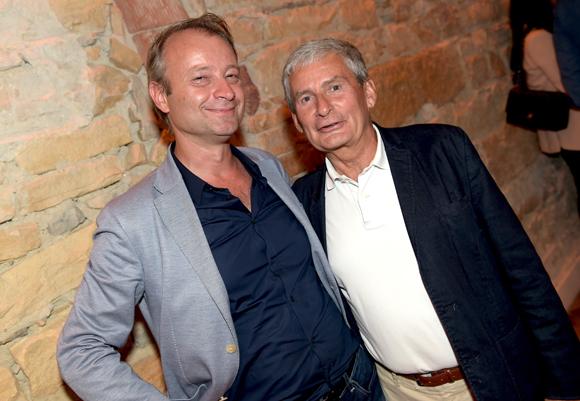 42. Marco (Lyon People) et Jean-Pierre Dini