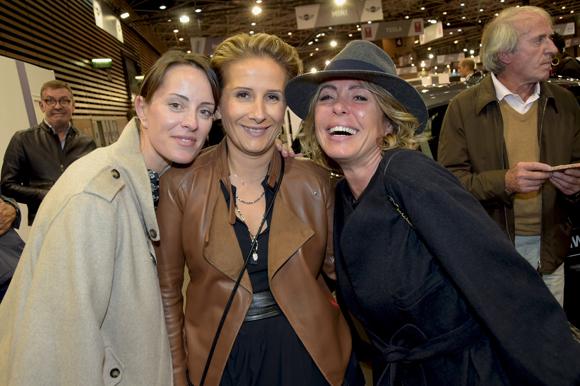 42. Leslye, Sabine Perretto (Bio Mérieux) et Maitre Ghislaine Betton (Pivoine Avocat)