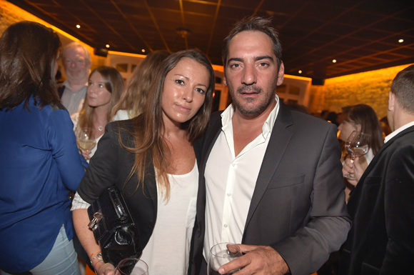 46. Estelle Blanchard et Jérôme Auclair (Azur Hélicoptère)