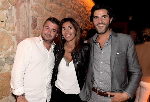 52. Sylvain Larose (Selcius), Rima Saliba (Proxim) et Karim Omri (ACDC)
