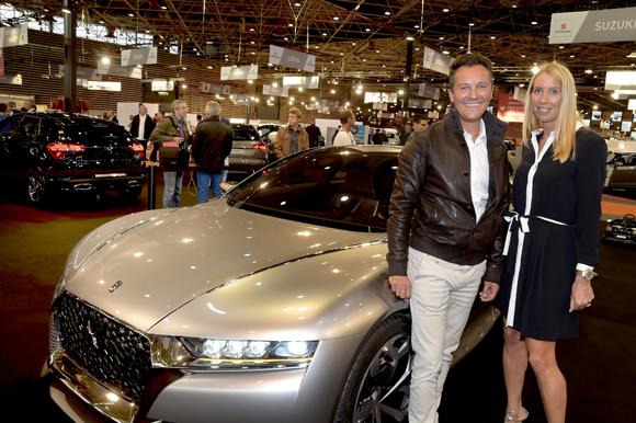 6. Stéphane Brunet (Vaperail) et Aline Germain (DS Automobiles)