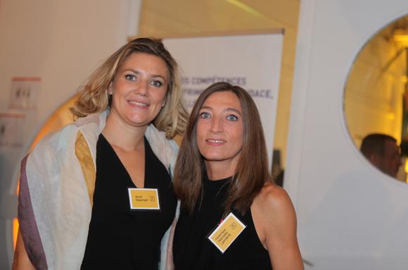 8. Sarah Fraipont et Frédérique Testard Laporte (Promoval)