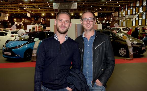 9. Alexandre Villard et Yann Maitrias (Bistrot Gustave)