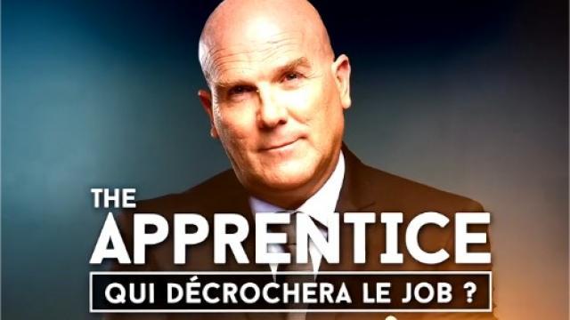 The Apprentice. Les premiers pas en télé du Lyonnais Bruno Bonnell