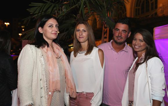 9. Monick, Marion, Magaly et Vincent