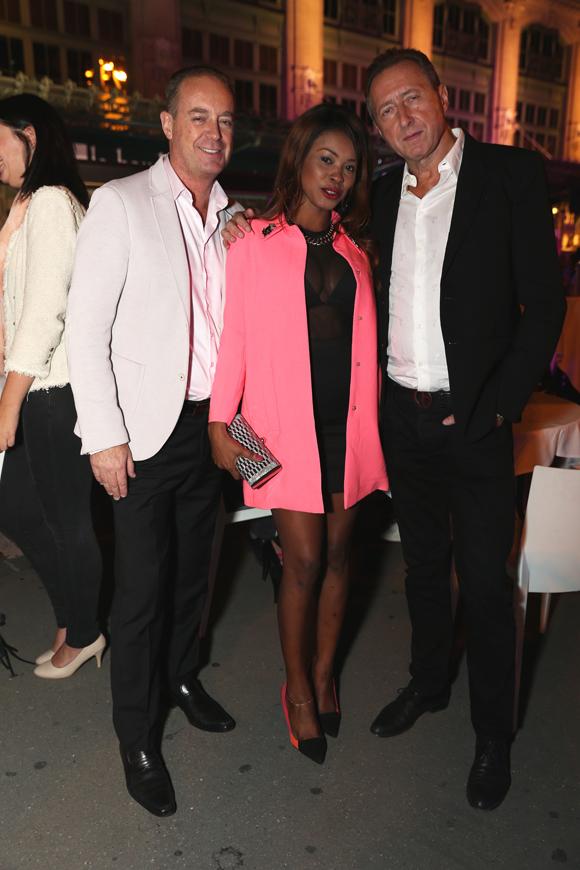 10. Jérome, Marlène et Michel