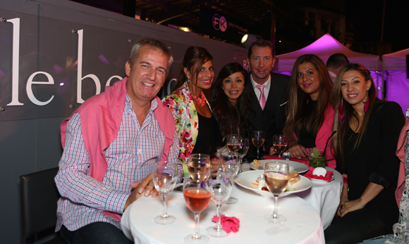 12. Philippe, Souad, Sarah, Jean-Pierre, Akila et Carmen
