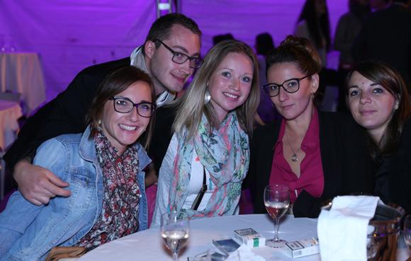 17. Philippine, Anne-Laure, Sacha, Aurélie et Jean-Christophe