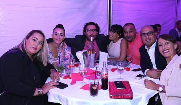 21. Ilahen, Samira, Latifa, Farida, Nabil, Rachid et JR