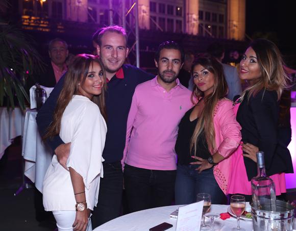23. Lydia, Marie, Farah, Mathieu et Kabil