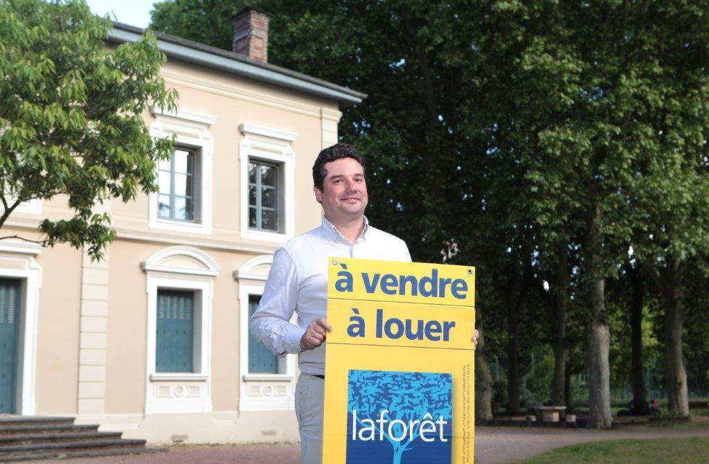 Laforêt Villeurbanne. 10 ans avec Maxime Caminale