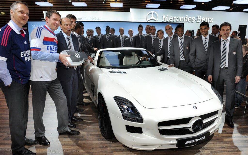 Le grand retour du salon de l'Automobile à Lyon