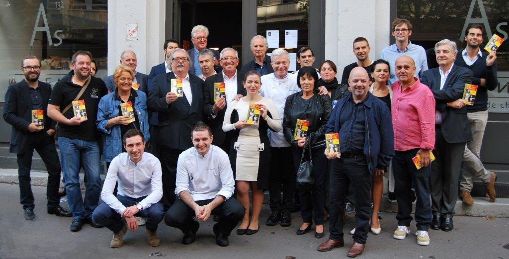 Guide Bien Manger à Lyon… Lancement de la 12ème édition