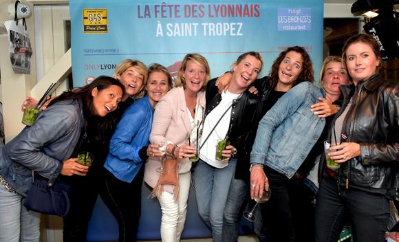 La première Fête des Lyonnais à Saint-Tropez