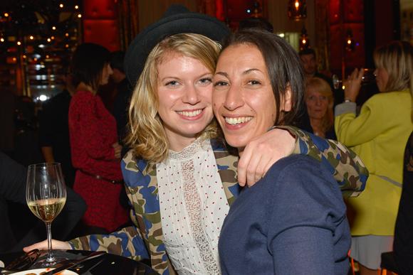 11. Marrane et Malika (Café Juliette)