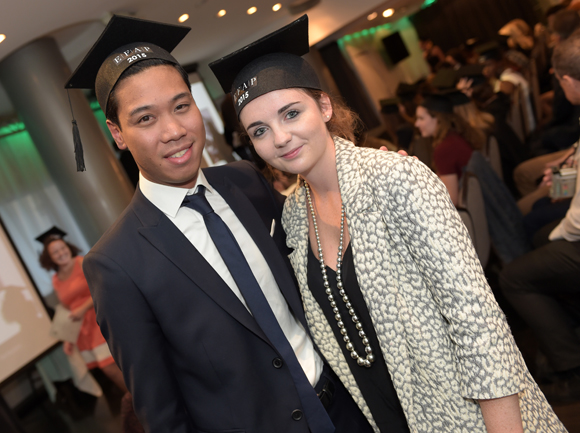 12. Anthony Choup et Annabelle Corlay
