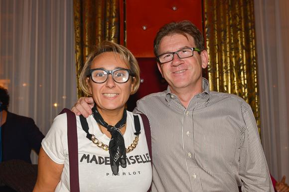 15. Sonia Messai et Patrick Montreuil (Allianz)
