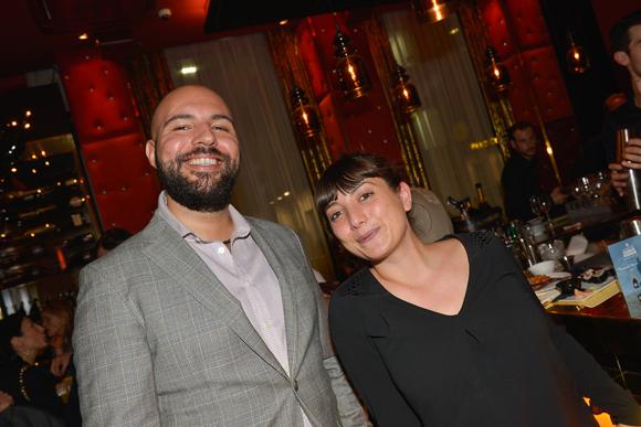 17. Christophe Lumia (consultant) et Nilgün Zor (Promoplus)