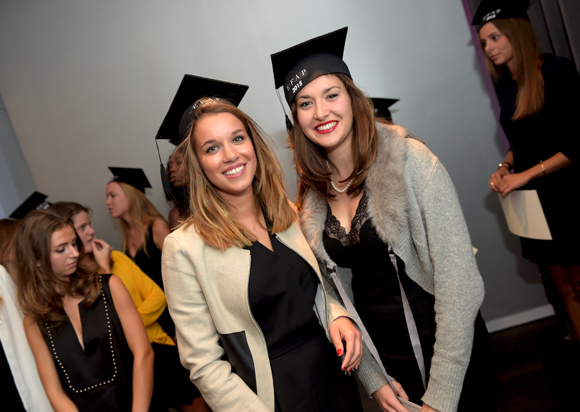19. Charlotte Favretto et Amandine Groues