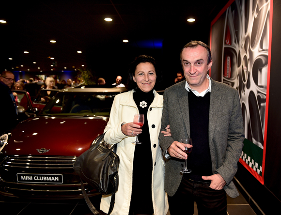 20. Carine et Hervé Boffy (Régie Bellecour)