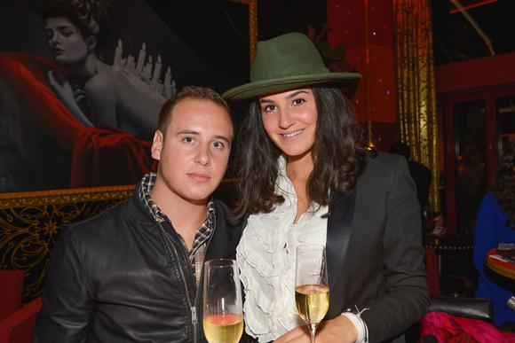 21. Karl Lambert et Andréa Sanfilippo