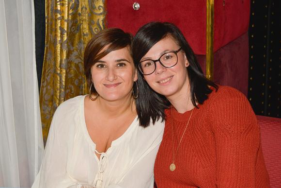 23. Virginie Strina et Aurore Schivre (Groupama)