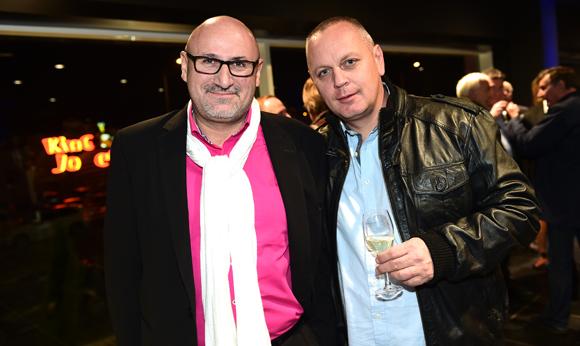 27. Hervé Clarin (Toshiba France) et Fabrice Plassard (APRR)