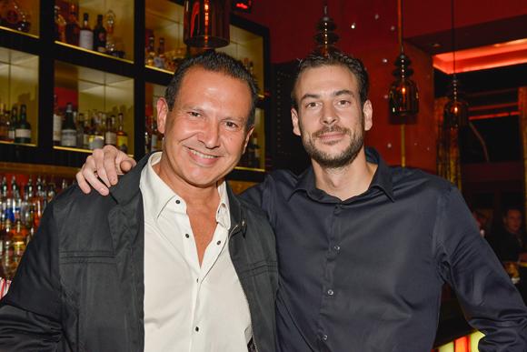 28. Lionel Smia (Diveo) et Lionel (Comptoir de la Bourse)
