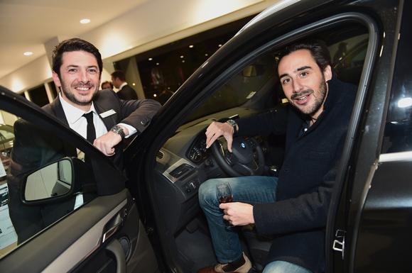 29. Jérome Murgia (BMW Gauduel Villefranche sur Saône) et Julien Monet (Monet + Associés)