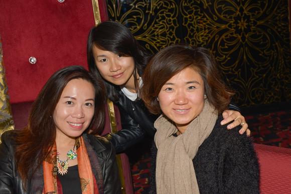 30. Ning Dufour (Rael), Huan Belous (consultante) et Meihan Liu (Vinomedia et Delissime)
