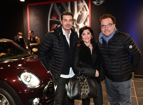 31. Laurent Guilleminot (My Chic Residence), Patricia Lopez (Rien que pour elle) et Pierre-Yves Gas (Agence Proxi'com)