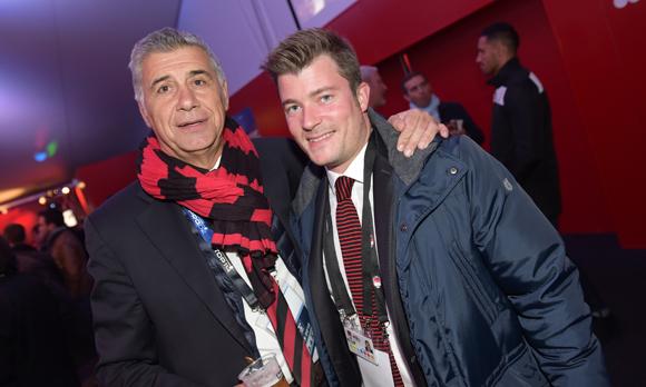 3. Pierre Maillot et Grégoire Heron (LOU Rugby)