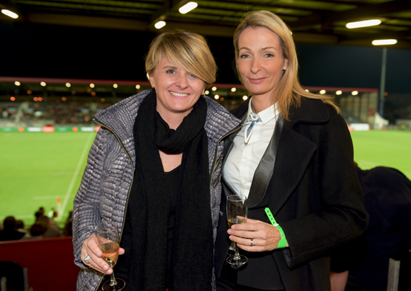 35. Isabelle Guichard (ABCDeme France) et Virginie Vilotitch (Groupe Hasap)